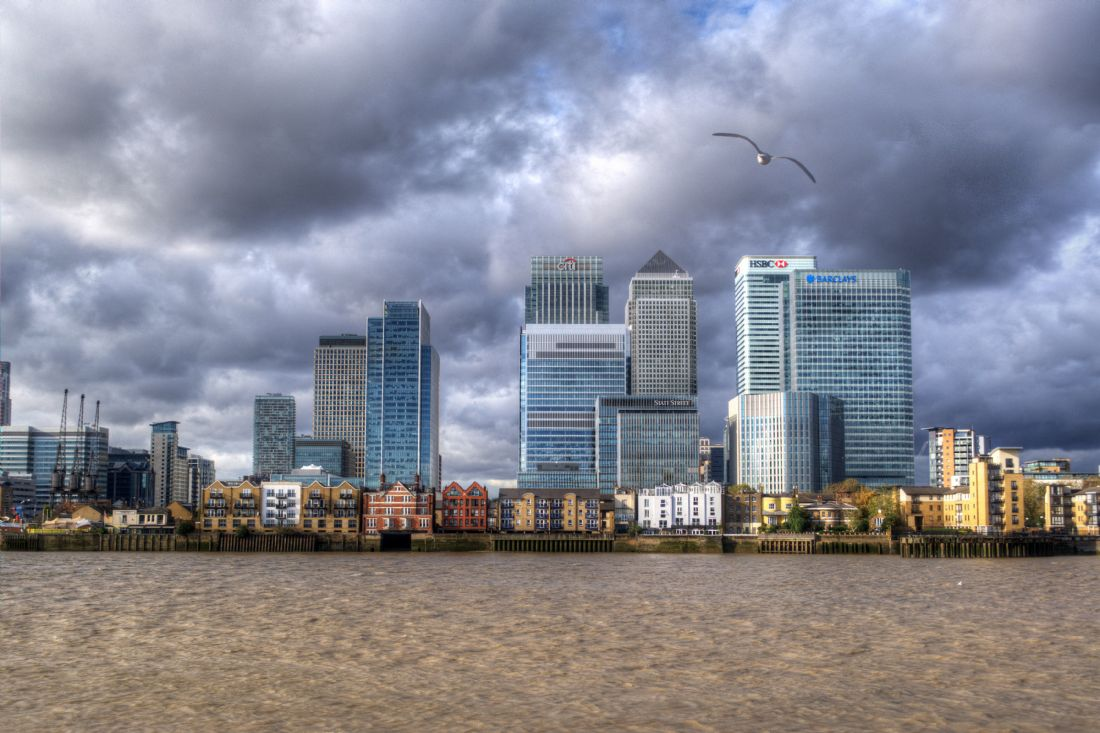 Chris Day | Canary Wharf