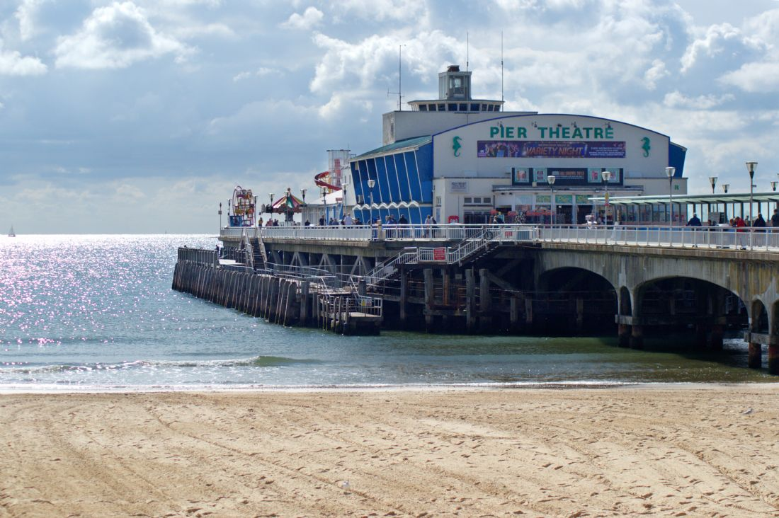 Chris Day | Bournemouth Pier