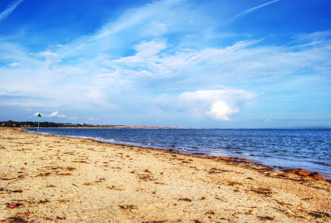 Chris Day | Mudeford Beach in Dorset