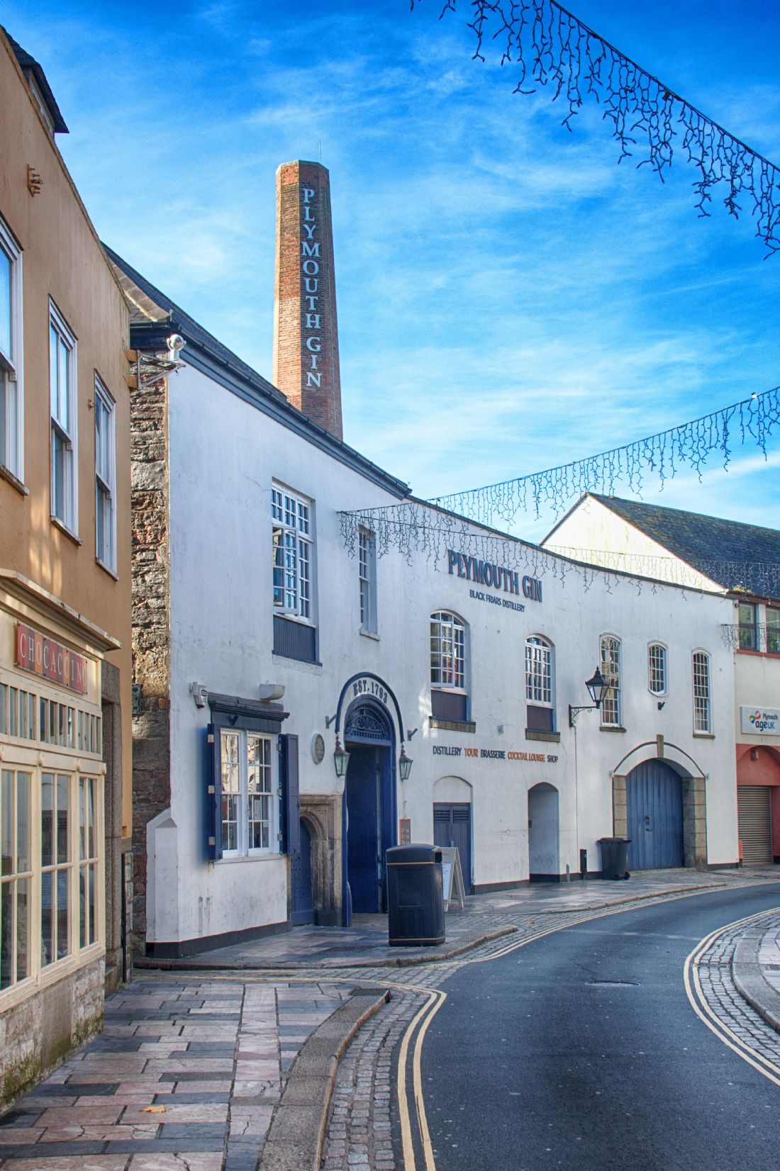 Chris Day | Plymouth Gin Distillery