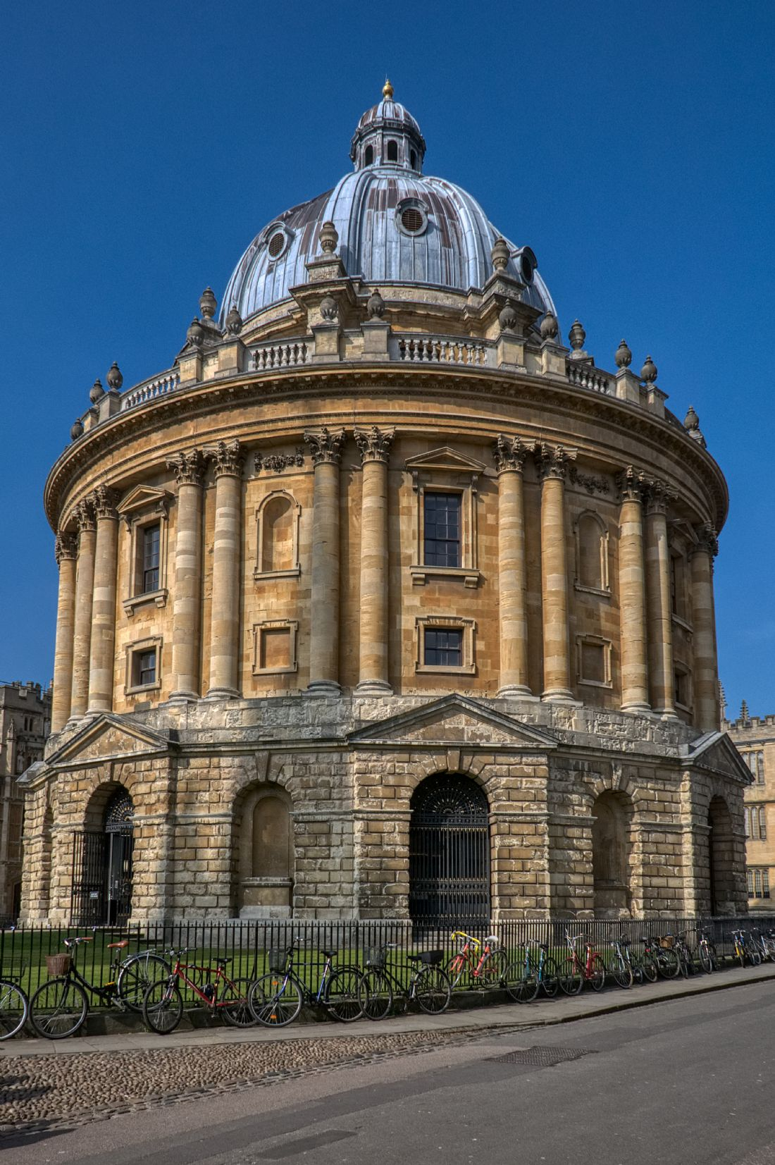 Chris Day | The Radcliffe Camera Oxford