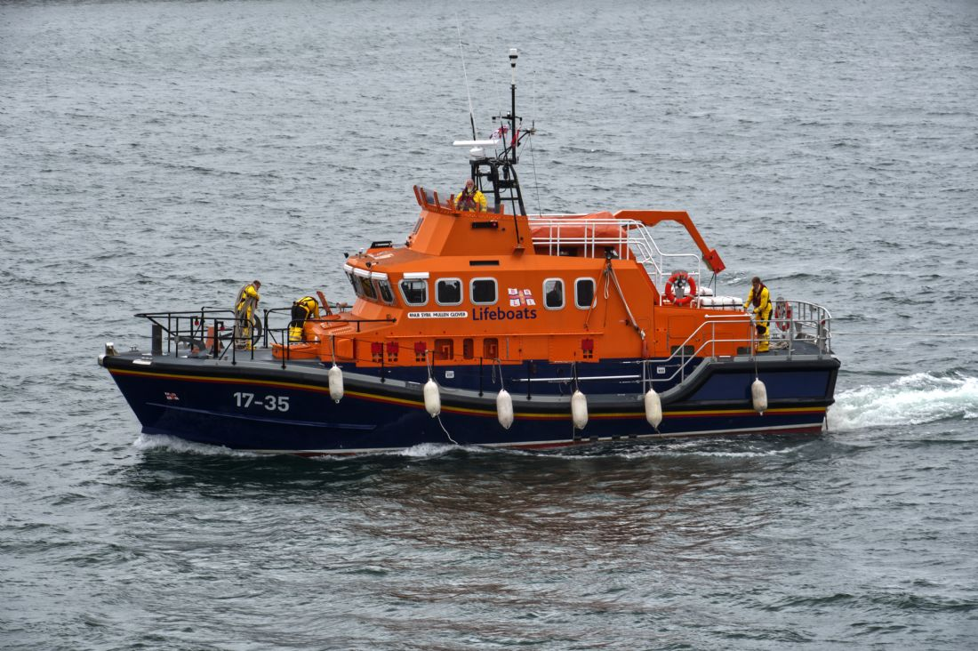 Chris Day | RNLB Sybil Mullen Glover