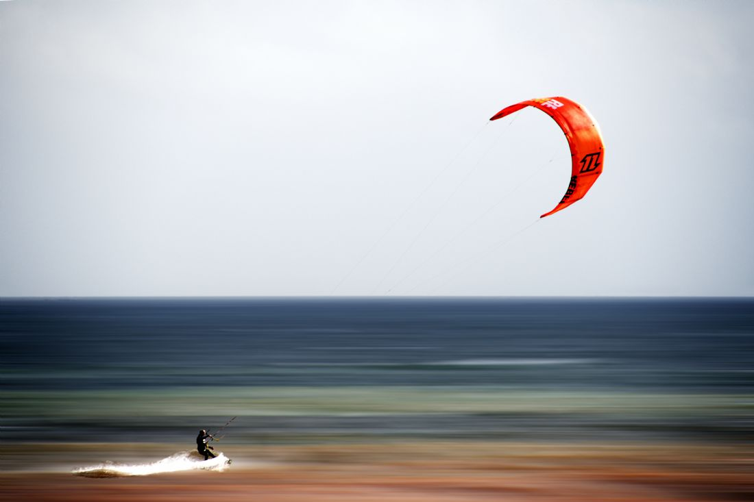 Chris Day | Kite Surfer in Sidmouth