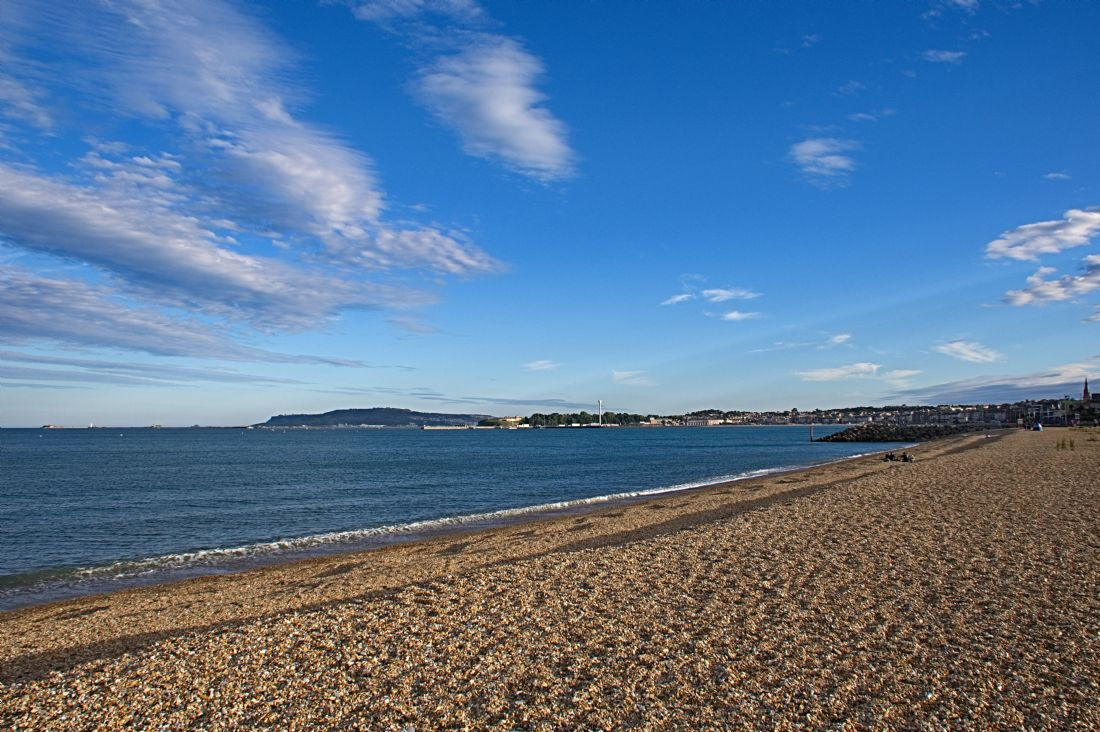 Chris Day | Weymouth Beach