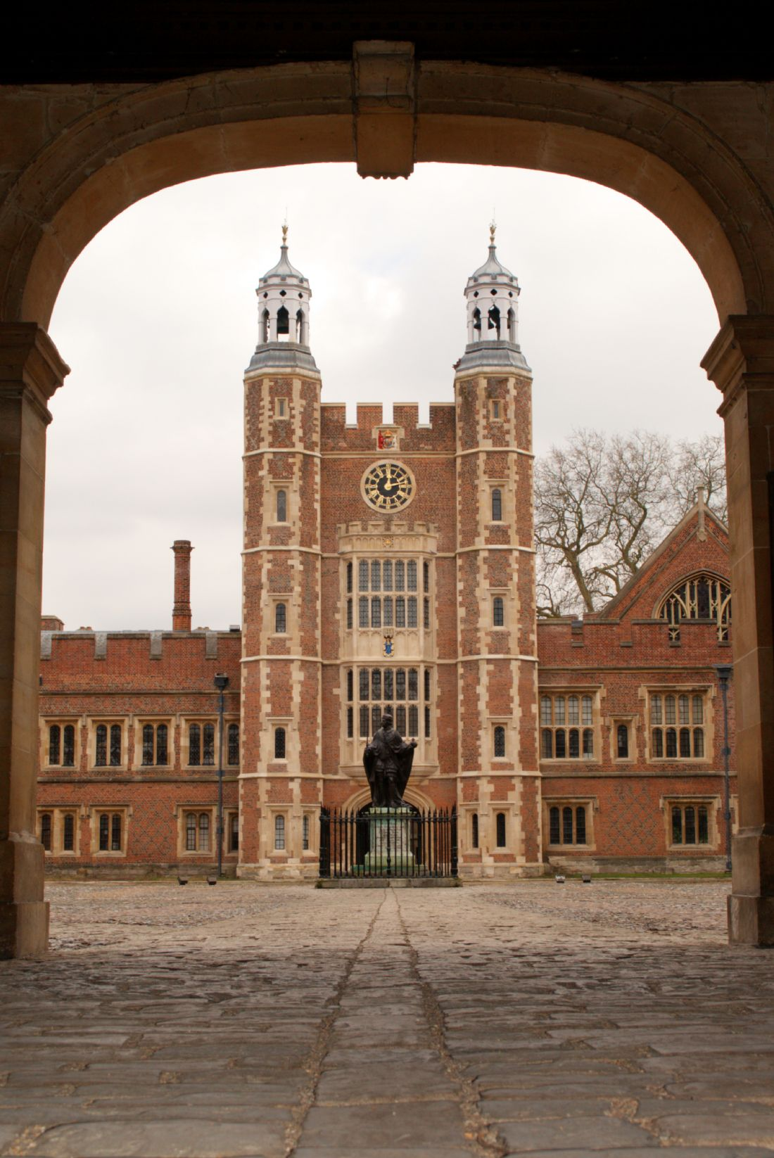 Chris Day | Eton College