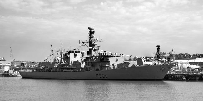 Chris Day | HMS Northumberland
