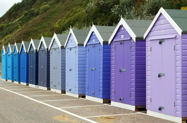 Chris Day | Bournemouth Beach Huts