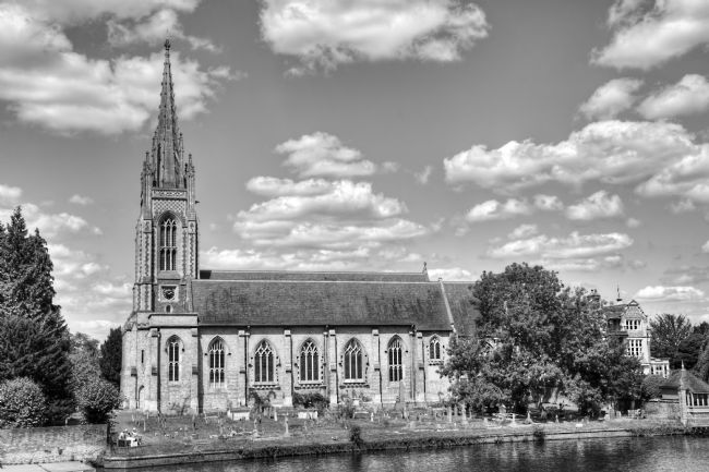 Chris Day | All Saints Marlow