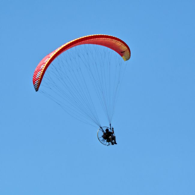 Chris Day | Paraglider
