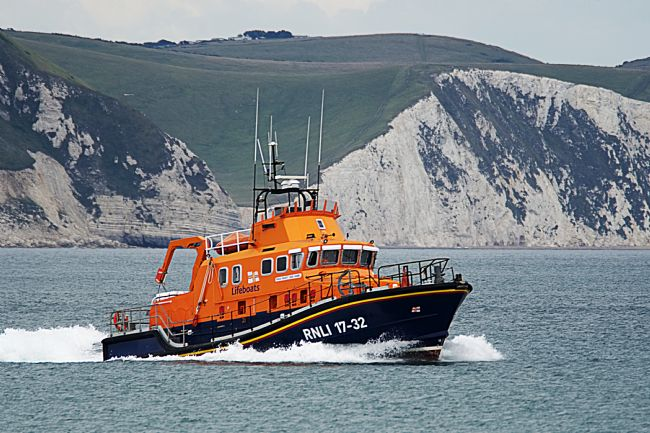 Chris Day | Weymouth Lifeboat