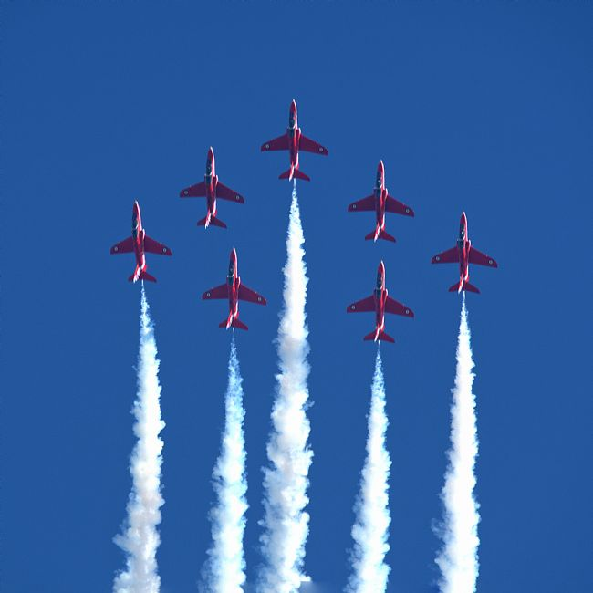 Chris Day | Red Arrows 2019