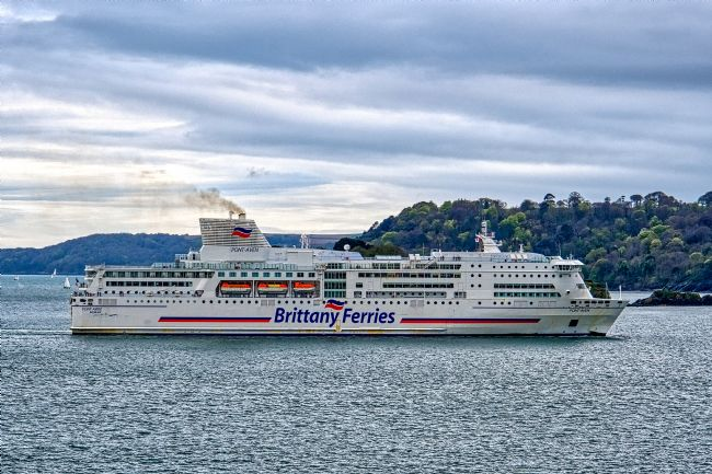 Chris Day | Brittany Ferries Pont Avon