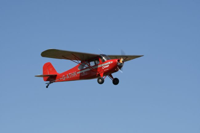 Chris Day | Aeronca Model 7 Champion