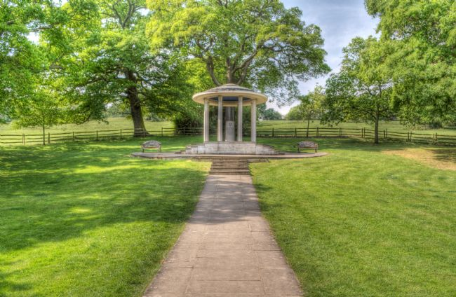 Chris Day | Magna Carta Memorial