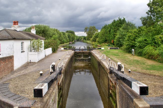 Chris Day | Wide Water Lock Harefield