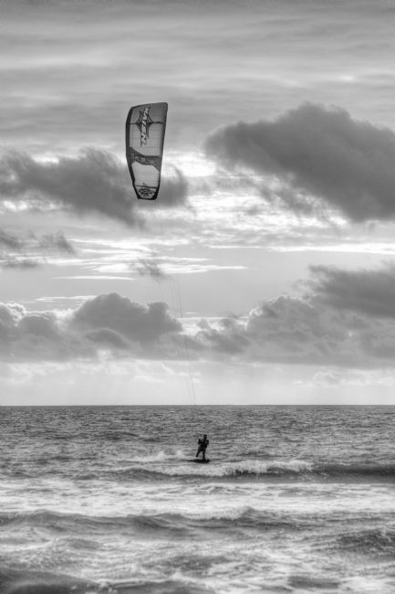 Chris Day | Kite Surfer
