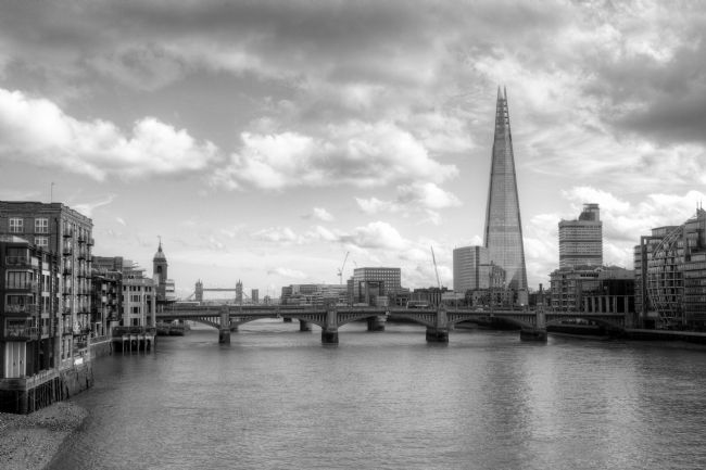 Chris Day | London Skyline