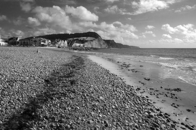Chris Day | Sidmouth seafront and beach