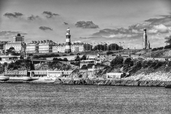 Chris Day | Plymouth Hoe
