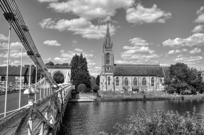 Chris Day | Marlow Bridge and All Saints
