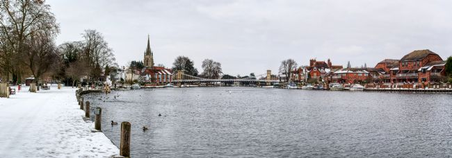Chris Day | Marlow at Christmas