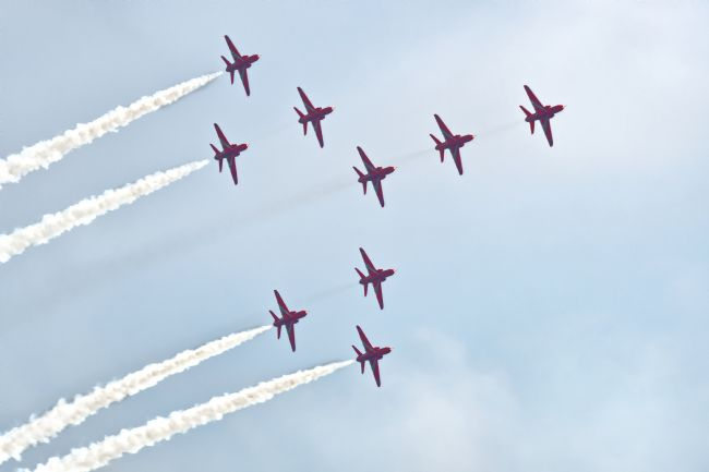 Chris Day | Red Arrows Concorde