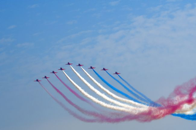Chris Day | Aircraft - Red Arrows