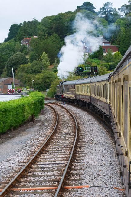 Chris Day | Paignton to Dartmouth Railway