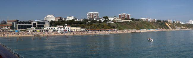 Chris Day | Bournemouth beaches