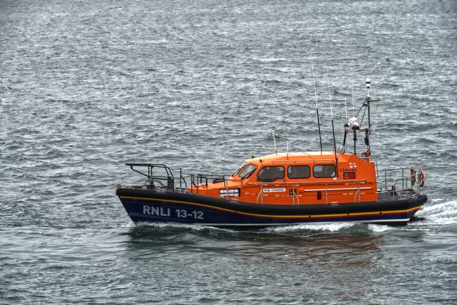 Chris Day | RNLB Cosandra