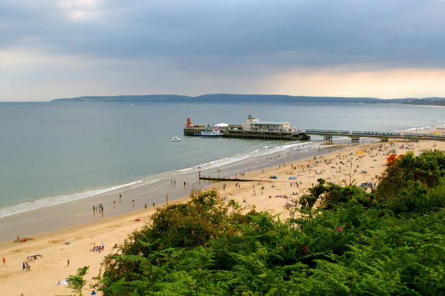 Chris Day | Bournemouth Pier and Beach