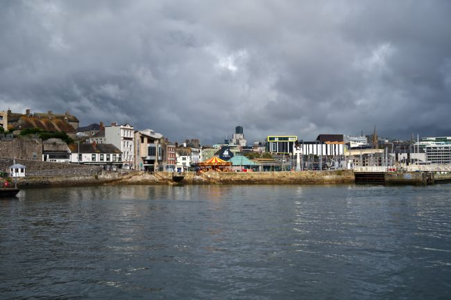 Chris Day | The Barbican Sutton harbour and Plymouth