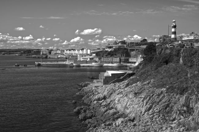 Chris Day | Plymouth Hoe and Smeatons Tower