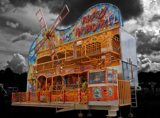 Chris Day | Fairground Attraction