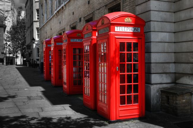 Chris Day | Telephone Boxes