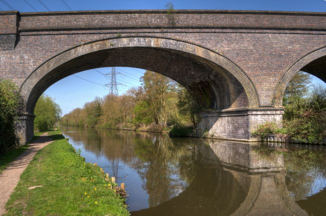 Chris Day | Grand Union Canal Bridge 181