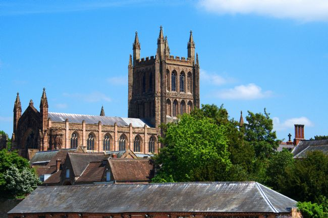 Chris Day | Hereford Cathedral