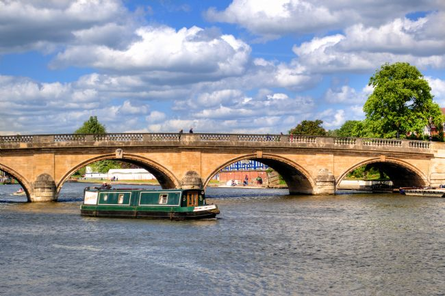 Chris Day | The bridge at Henley-on-Thames