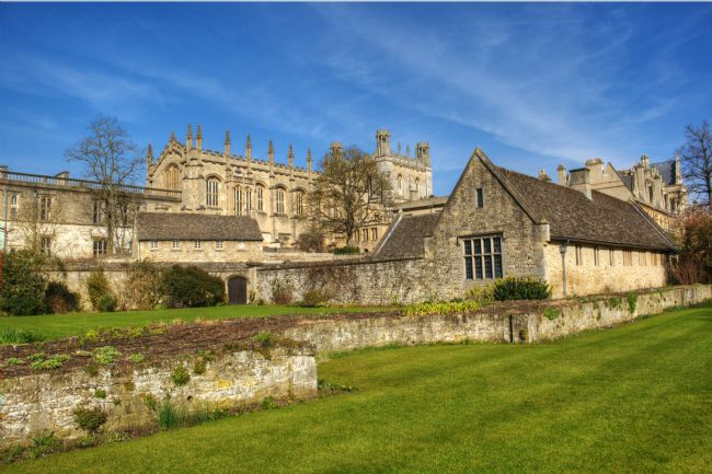 Chris Day | Christ Church Oxford