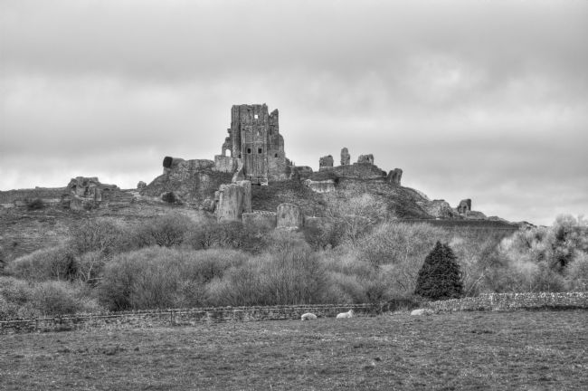 Chris Day | Corfe Castle