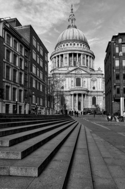 Chris Day | St Pauls Cathedral