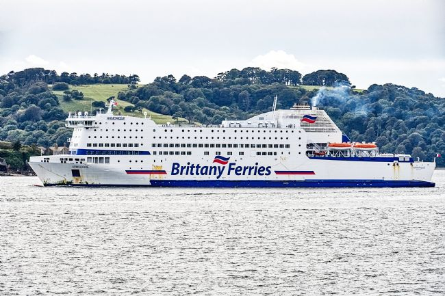 Chris Day | Brittany Ferries Armorique