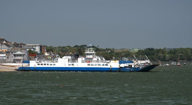 Chris Day | Torpoint Ferry
