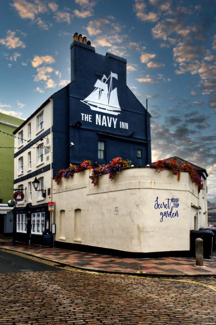 Chris Day | The Navy Inn