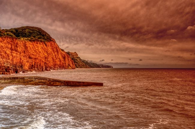 Chris Day | Jurassic Sunrise Sidmouth
