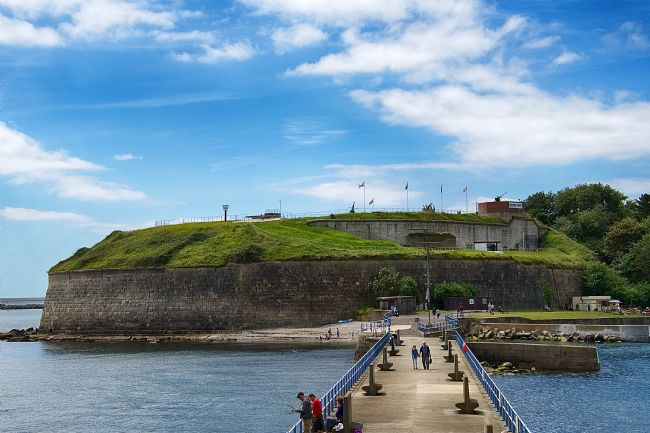 Chris Day | Nothe Fort Weymouth