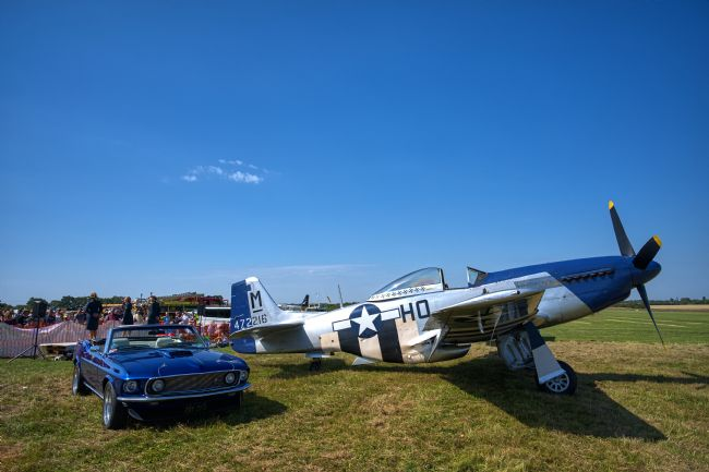 Chris Day | P51D Mustang Miss Helen