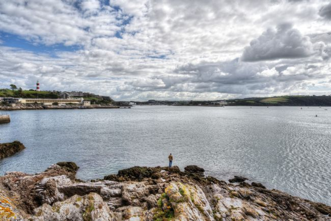 Chris Day | View towards the Plym