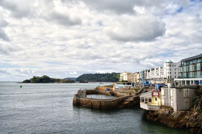 Chris Day | West Hoe foreshore