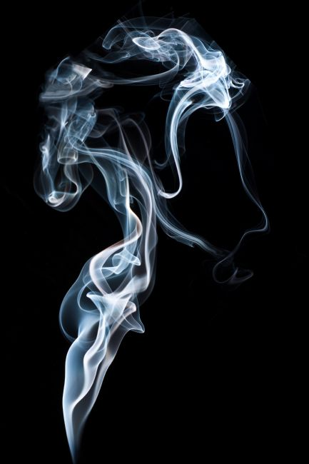 Steve Purnell | A Portrait In Smoke